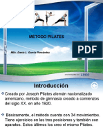 Tema 10 Método Pilates