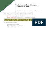 Resumo de Direito Previdenciário