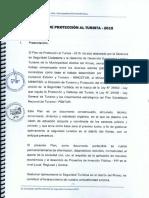 Plan Proteccion Al Turista 2015
