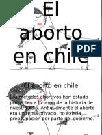 El Aborto en Chile y Con Plantas