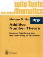 165 - Additive Number Theory 2.pdf