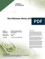 Mehmet İpşirli - Ottoman Ulema