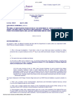 8. Honasan II vs Panel of Investigating Prosecutors of the DOJ