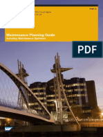Maintenance Planning Guide