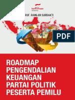 Roadmap Pengendalian Keuangan Partai Politik Peserta Pemilu Fa