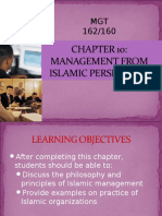 C10-Management From Islamic Perspective