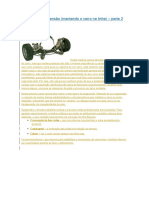 Sistema de Suspensão (Mantendo o Carro Na Linha) – Parte 2