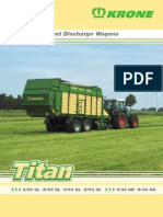 Titan R50 Wagon Leaflet