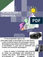 Tecnica y Tecnologia en La Vida Cotidiana