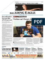 Reading Eagle Death Penalty Series Day 5