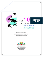 LOS 10 HÁBITOS DE LOS PROFESORES EXITOSOS