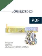 Correo Electronico y Sus Funciones