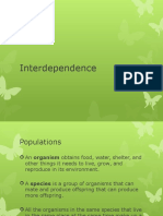 interdependence 2016