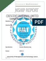Report on Cbl