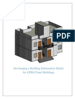 BIM for GFRG Buildings