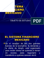 Sistema Financiero Mexicano Examen