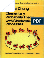 (Undergraduate Texts in Mathematics) Kai Lai Chung-Elementary Probability Theory With Stochastic Processes-New York, Springer-Verlag (1974)