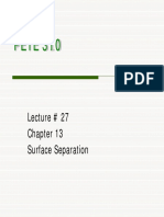 L27 28 Surface Separators