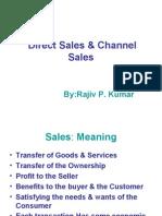 Direct Sales Channel Sales