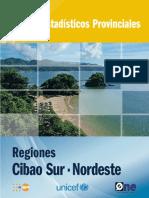 Perfiles Estadísticos Provinciales Regiones Cibao Sur - Cibao Nordeste