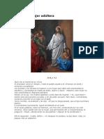 Jesús y la mujer adúltera