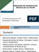Conferencia 5- Disminución brusca de la agudeza visual (1).ppt