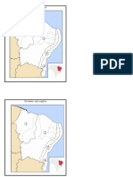 Nordeste Sub Regiões