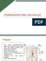 Pemeriksaan Fisik Jantung (2)