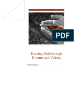 Hearing God Through Dreams and Visions_by Kristi Graner