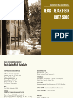 Jejak Jejak Kota Solo