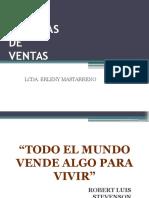 Unidad i Introduccion a Las Ventas