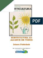 Irineu Fabichak-Horticultura Ao Alcance de Todos