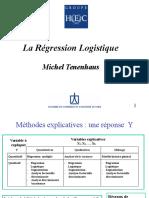 Regression Logistique