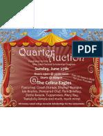 Quarter Auction 2010