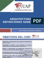Clase 01_ ARQ. - Introduccion La Arquitectura