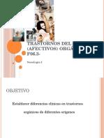Trastornos del humor (afectivos) orgánicos -.pptx