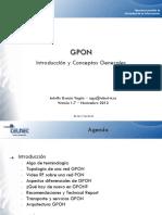 Introduccion-Conceptos de GPON