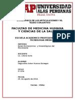 Monografia Articulaciones y Tejido Conjuntivo (Anton)