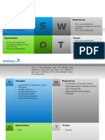 Swot Analyses Forms