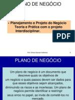 Plano  de negócio -Teoria e Prática
