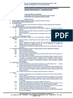 Costos Para Solicitar Una Inspeccion Tecnica de Defensa Civil de Detalle Def