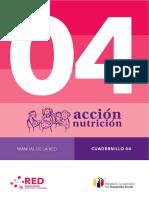 Cuadernillo04 Accion Nutricion