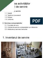 Servir e