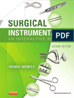 Surgical Instrumentation an Interactive Approach