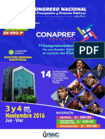 CONAPREF 2016