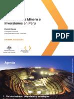 Australia Pais Minero e Inversiones en El Peru