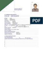 AML Application Form for Employment FR