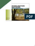 La Stabilisation Des Rives DFillion