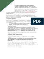 Nulidad Absoluta-Relativa- NULIDAD NOTIFICACION