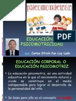 EDUCACIÓN CORPORAL O EDUCACIÓN PSICOMOTRIZ MEJORADO.ppt